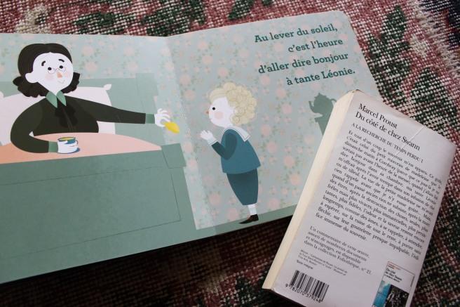 Marcel Proust, Du Côté de chez Swann, À la recherche du temps perdu I, Folio Classique, Gallimard, 1987.