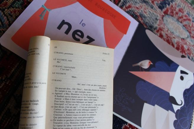 Edmond Rostand, Cyrano de Bergerac, Le livre de Poche Classique, 1990.
